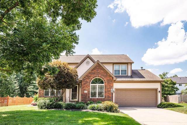 6956 Maple Hill Court, Westerville, OH 43082 (MLS #221034085) :: Simply Better Realty
