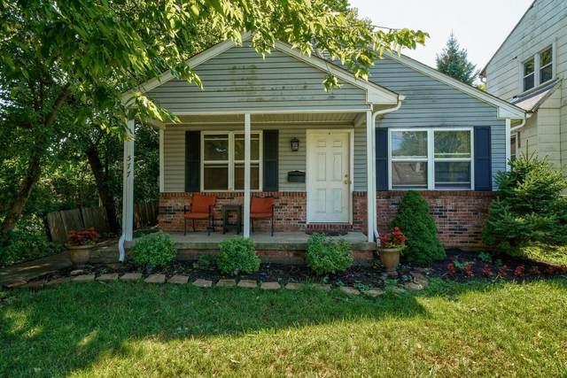 577 Stambaugh Avenue, Columbus, OH 43207 (MLS #221034137) :: The Tobias Real Estate Group