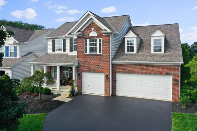 1038 Carnoustie Circle, Grove City, OH 43123 (MLS #221034165) :: ERA Real Solutions Realty