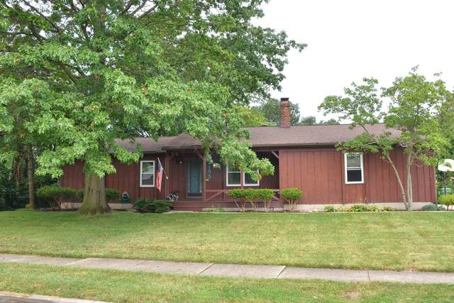 1155 Rosewood Drive, Marysville, OH 43040 (MLS #221034174) :: Exp Realty