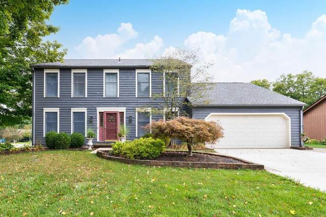 100 Norfolk Drive, Lexington, OH 44904 (MLS #221034220) :: Exp Realty