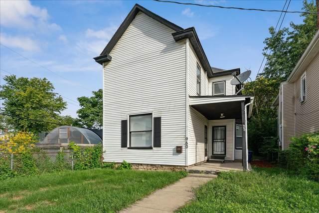 960 Sullivant Avenue, Columbus, OH 43223 (MLS #221034254) :: Berkshire Hathaway HomeServices Crager Tobin Real Estate