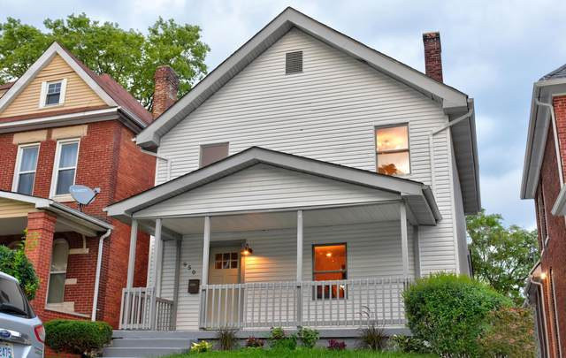 950 Wilson Avenue, Columbus, OH 43206 (MLS #221034273) :: The Holden Agency