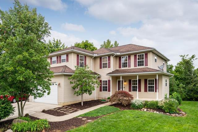 70 W Parkside Drive, Powell, OH 43065 (MLS #221034297) :: The Gale Group