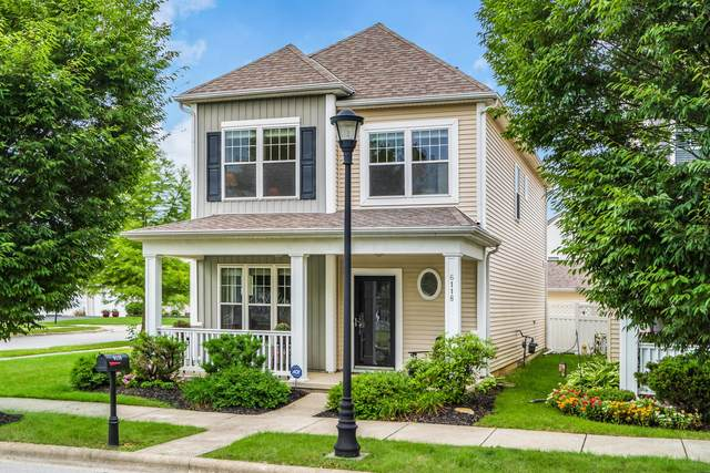 6118 Rackley Way, Westerville, OH 43081 (MLS #221034312) :: The Holden Agency