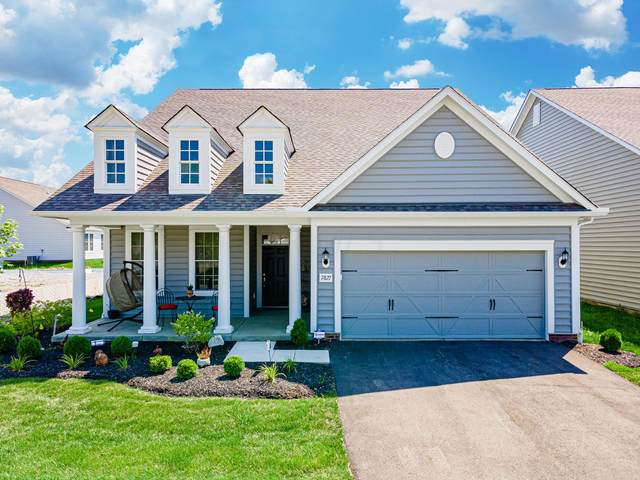 7827 Eastcross Drive, New Albany, OH 43054 (MLS #221034346) :: Sandy with Perfect Home Ohio