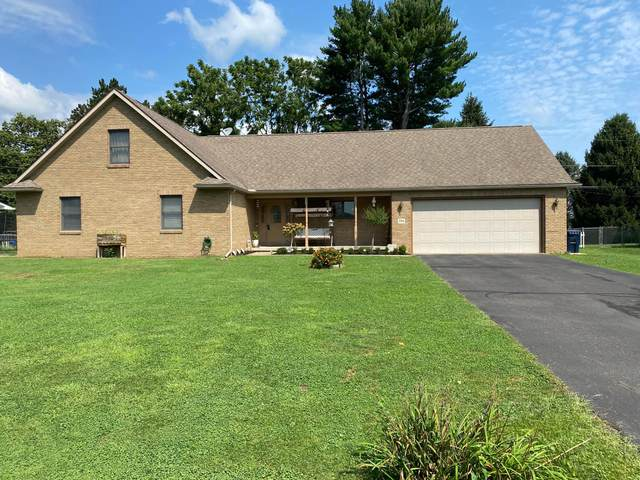 198 Gregory Drive, Newark, OH 43055 (MLS #221034403) :: Berkshire Hathaway HomeServices Crager Tobin Real Estate