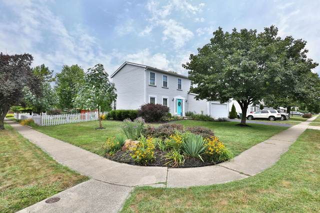 5024 Silver Bow Drive, Hilliard, OH 43026 (MLS #221034434) :: The Holden Agency
