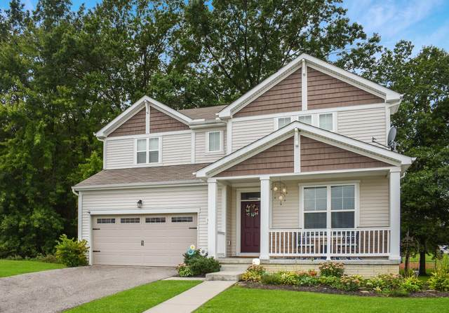 5759 Pittsford Drive, Westerville, OH 43081 (MLS #221034478) :: Millennium Group