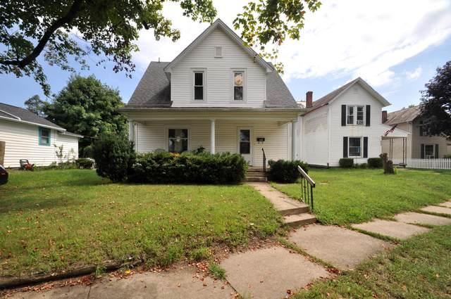 648 Evans Street, Newark, OH 43055 (MLS #221034486) :: Berkshire Hathaway HomeServices Crager Tobin Real Estate