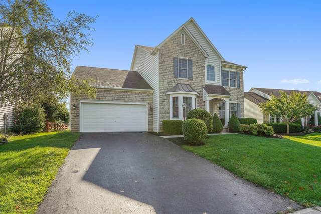7401 Scioto Parkway, Powell, OH 43065 (MLS #221034516) :: The Gale Group