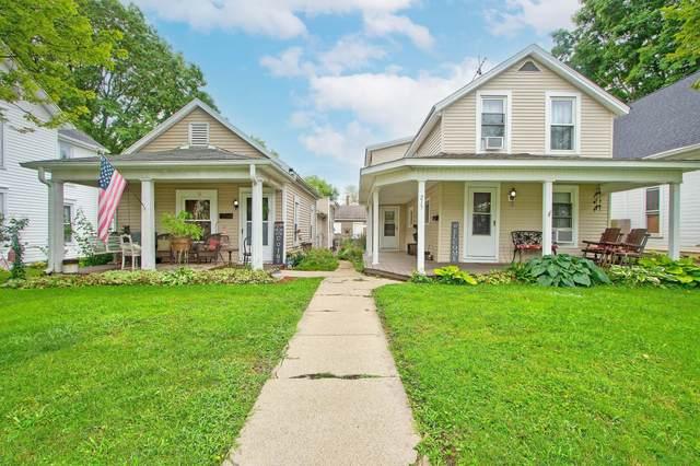 215 E Ward Street, Urbana, OH 43078 (MLS #221034548) :: Jamie Maze Real Estate Group