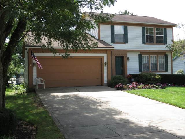 287 Coldwell Drive, Columbus, OH 43230 (MLS #221034565) :: 3 Degrees Realty