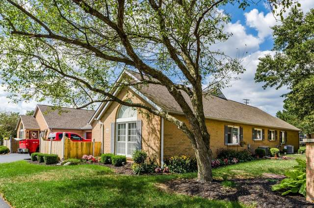 5388 Pond View Drive, Westerville, OH 43081 (MLS #221034571) :: Greg & Desiree Goodrich | Brokered by Exp