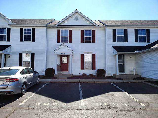 6063 Brice Park Drive 14F, Canal Winchester, OH 43110 (MLS #221034593) :: RE/MAX ONE