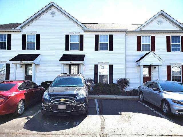 6149 Georges Park Drive 9E, Canal Winchester, OH 43110 (MLS #221034616) :: RE/MAX ONE