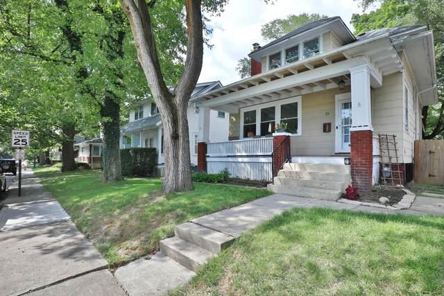 24 W Kenworth Road, Columbus, OH 43214 (MLS #221034791) :: Greg & Desiree Goodrich | Brokered by Exp