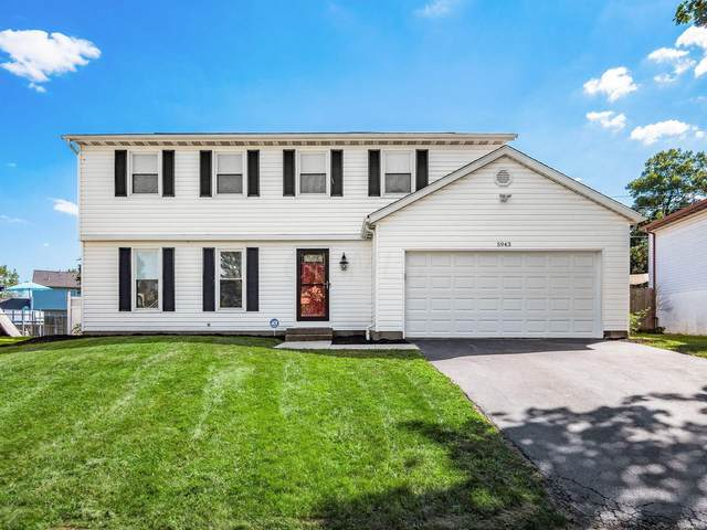 5943 Lucky Charm Drive, Galloway, OH 43119 (MLS #221034811) :: The Tobias Real Estate Group