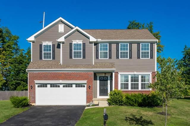 1654 Tamarac Drive, Marysville, OH 43040 (MLS #221034838) :: Sandy with Perfect Home Ohio