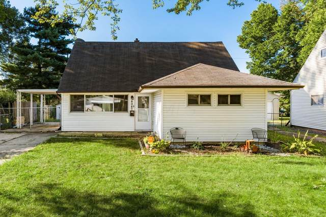 4047 Powell Avenue, Columbus, OH 43213 (MLS #221034856) :: Exp Realty