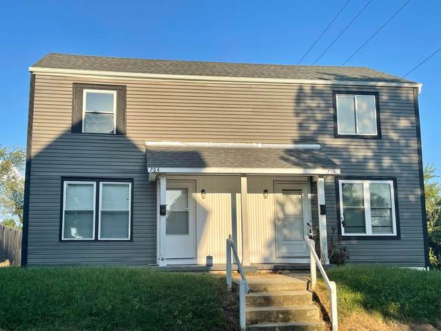 764-766 S 18th Street, Columbus, OH 43206 (MLS #221034861) :: The Holden Agency