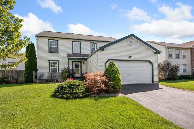 226 Wellington Place SW, Pataskala, OH 43062 (MLS #221034881) :: The Holden Agency