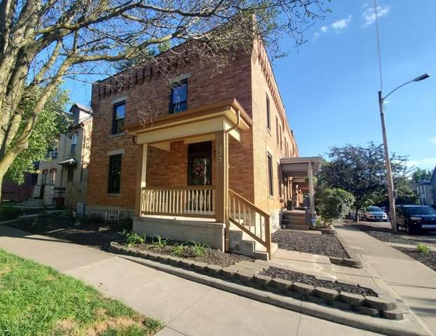 225 W 2nd Avenue, Columbus, OH 43201 (MLS #221034921) :: Exp Realty