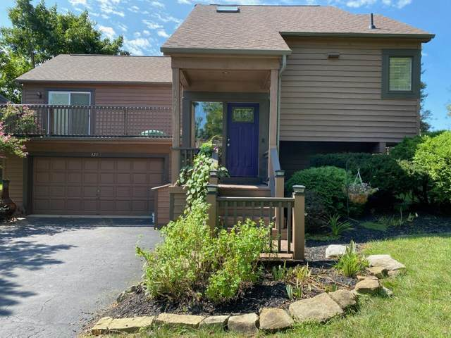 321 Lakeside Drive, Westerville, OH 43081 (MLS #221034922) :: Signature Real Estate