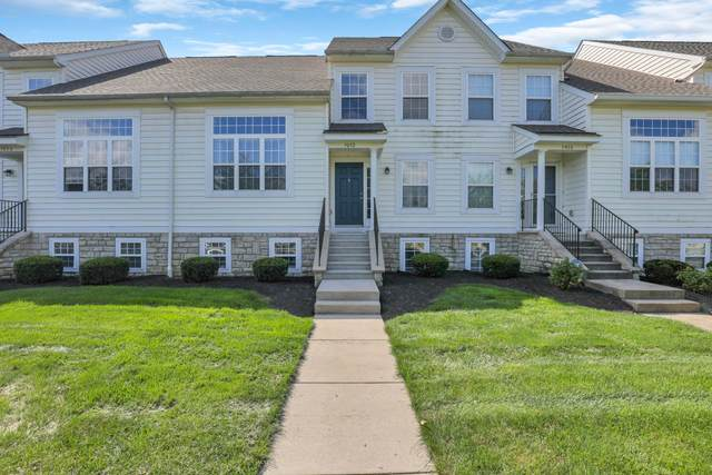 7052 Hill Gail Drive 28-705, New Albany, OH 43054 (MLS #221034944) :: Exp Realty