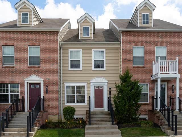 8289 Bruntsfield Road, Columbus, OH 43235 (MLS #221034965) :: The Tobias Real Estate Group