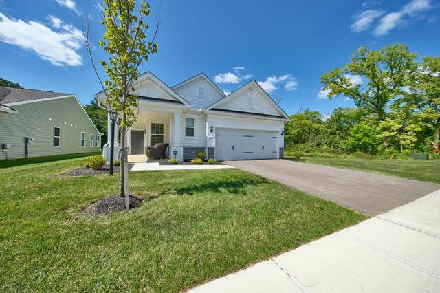 6063 Loridan Drive #49, Westerville, OH 43081 (MLS #221034986) :: Bella Realty Group