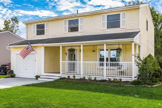 2969 Deepwood Drive, Reynoldsburg, OH 43068 (MLS #221035070) :: The Holden Agency