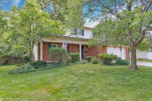 1589 Lorraine Avenue, Columbus, OH 43235 (MLS #221035149) :: Greg & Desiree Goodrich | Brokered by Exp