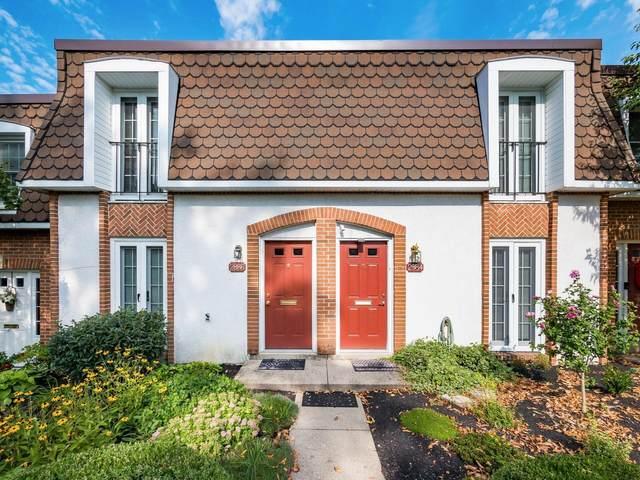 2886 Chateau Circle #103, Upper Arlington, OH 43221 (MLS #221035150) :: Greg & Desiree Goodrich | Brokered by Exp