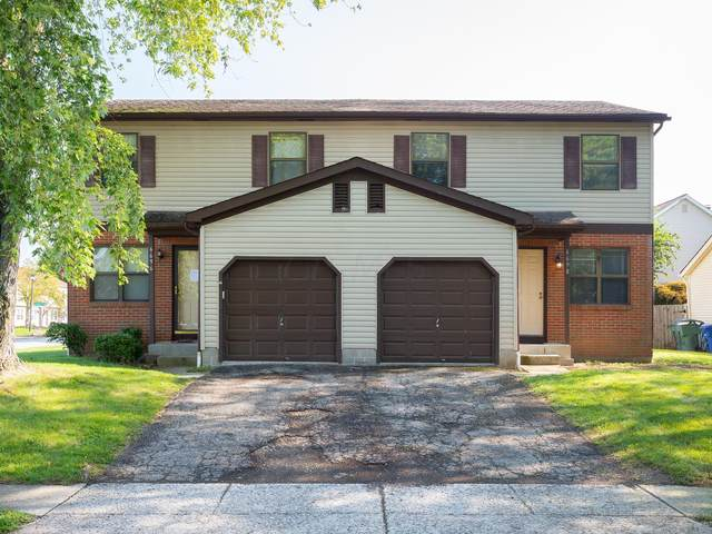 6696-6698 Canaan Circle, Dublin, OH 43017 (MLS #221035152) :: The Holden Agency