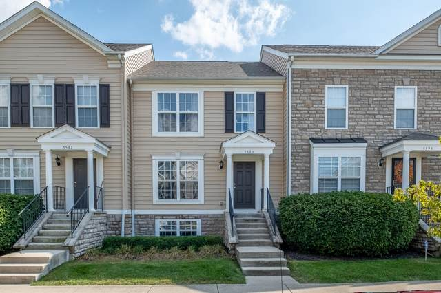5593 Crystal Falls Street 48-559, Dublin, OH 43016 (MLS #221035163) :: The Gale Group