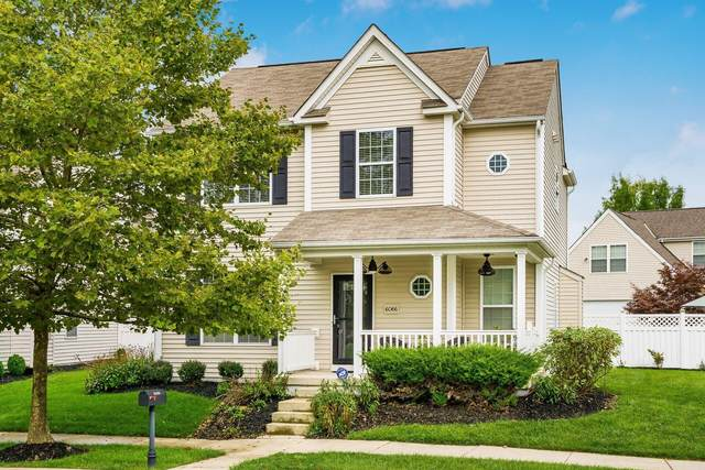 6066 Delcastle Drive, Westerville, OH 43081 (MLS #221035172) :: The Holden Agency