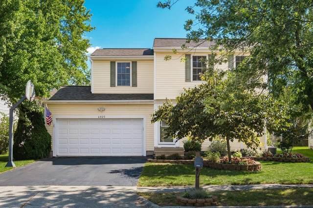 4925 Springdale Boulevard, Hilliard, OH 43026 (MLS #221035187) :: The Holden Agency