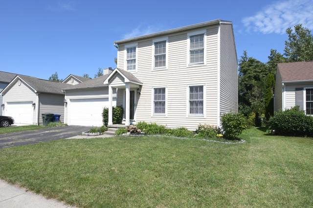 8240 Old Ivory Way, Blacklick, OH 43004 (MLS #221035192) :: ERA Real Solutions Realty