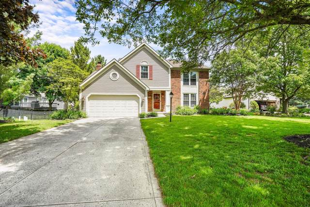 6581 Hilmar Court, Westerville, OH 43082 (MLS #221035256) :: 3 Degrees Realty