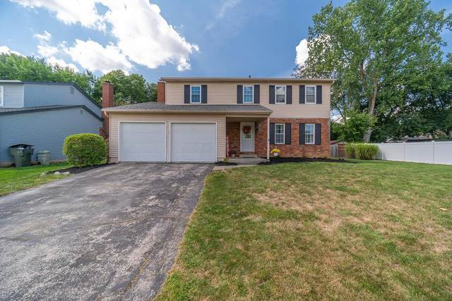 5485 Willoughby Street, Columbus, OH 43235 (MLS #221035291) :: Exp Realty