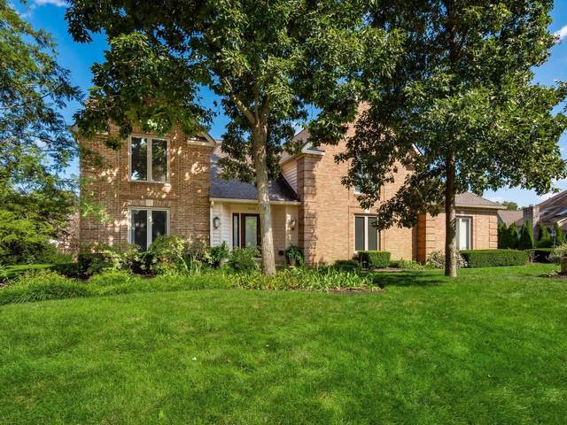 5600 Greenstone Point, Dublin, OH 43017 (MLS #221035333) :: Sandy with Perfect Home Ohio