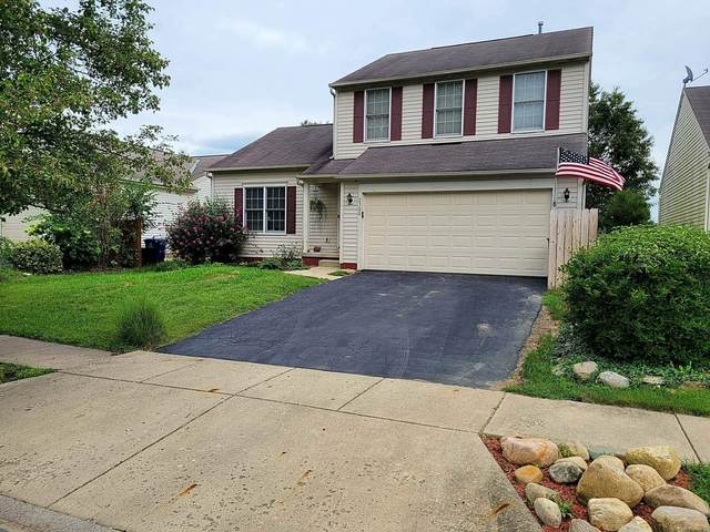 2300 Brookbank Drive, Grove City, OH 43123 (MLS #221035342) :: Greg & Desiree Goodrich | Brokered by Exp