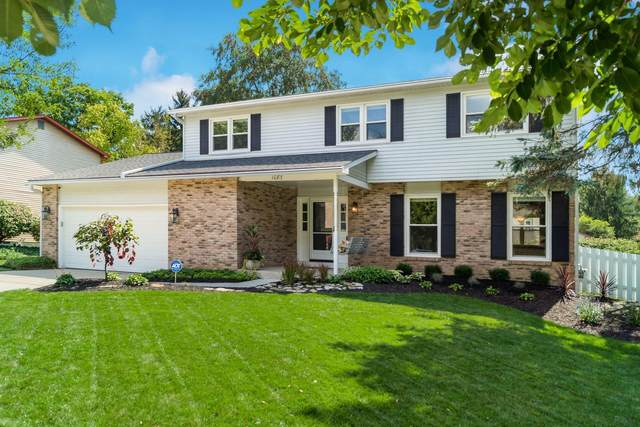 1083 Melinda Drive, Westerville, OH 43081 (MLS #221035347) :: Exp Realty