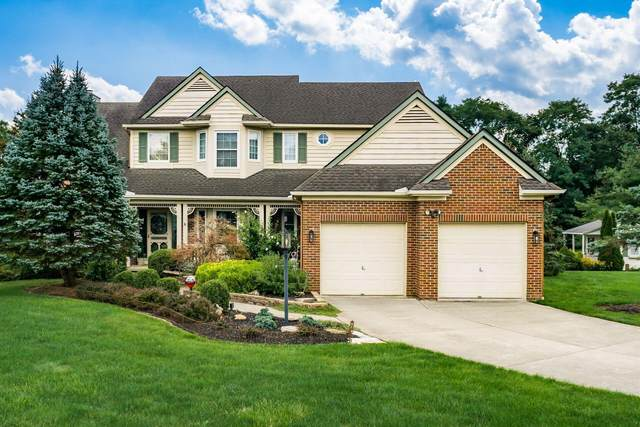 13524 Limnworthy Drive, Pickerington, OH 43147 (MLS #221035356) :: Exp Realty