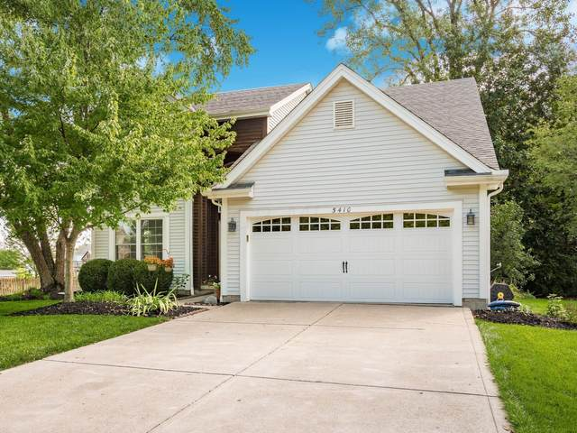 5410 Blue Bell Court, Grove City, OH 43123 (MLS #221035361) :: Exp Realty