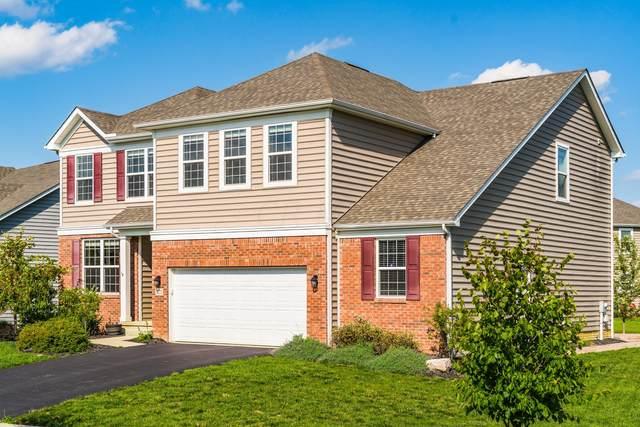 625 Eagle Walk Road, Delaware, OH 43015 (MLS #221035373) :: The Holden Agency