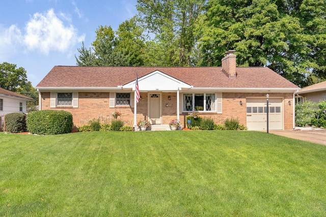 1463 Millerdale Road, Columbus, OH 43209 (MLS #221035382) :: Signature Real Estate