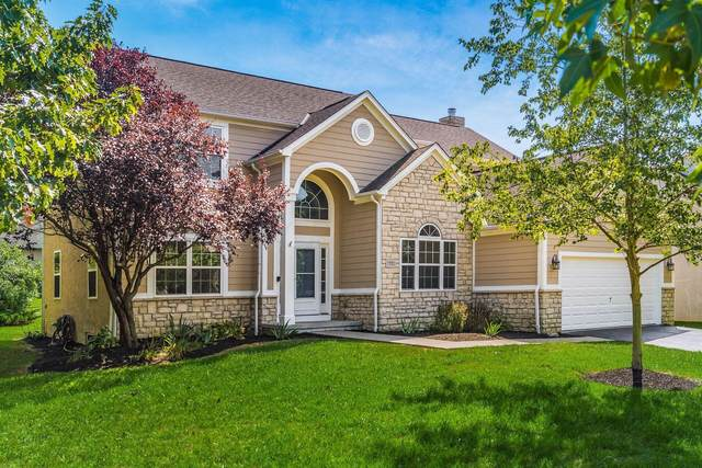 7352 Clover Park Way, Dublin, OH 43016 (MLS #221035416) :: Signature Real Estate
