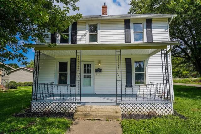 147 E Lincoln Street, New Lexington, OH 43764 (MLS #221035420) :: Susanne Casey & Associates